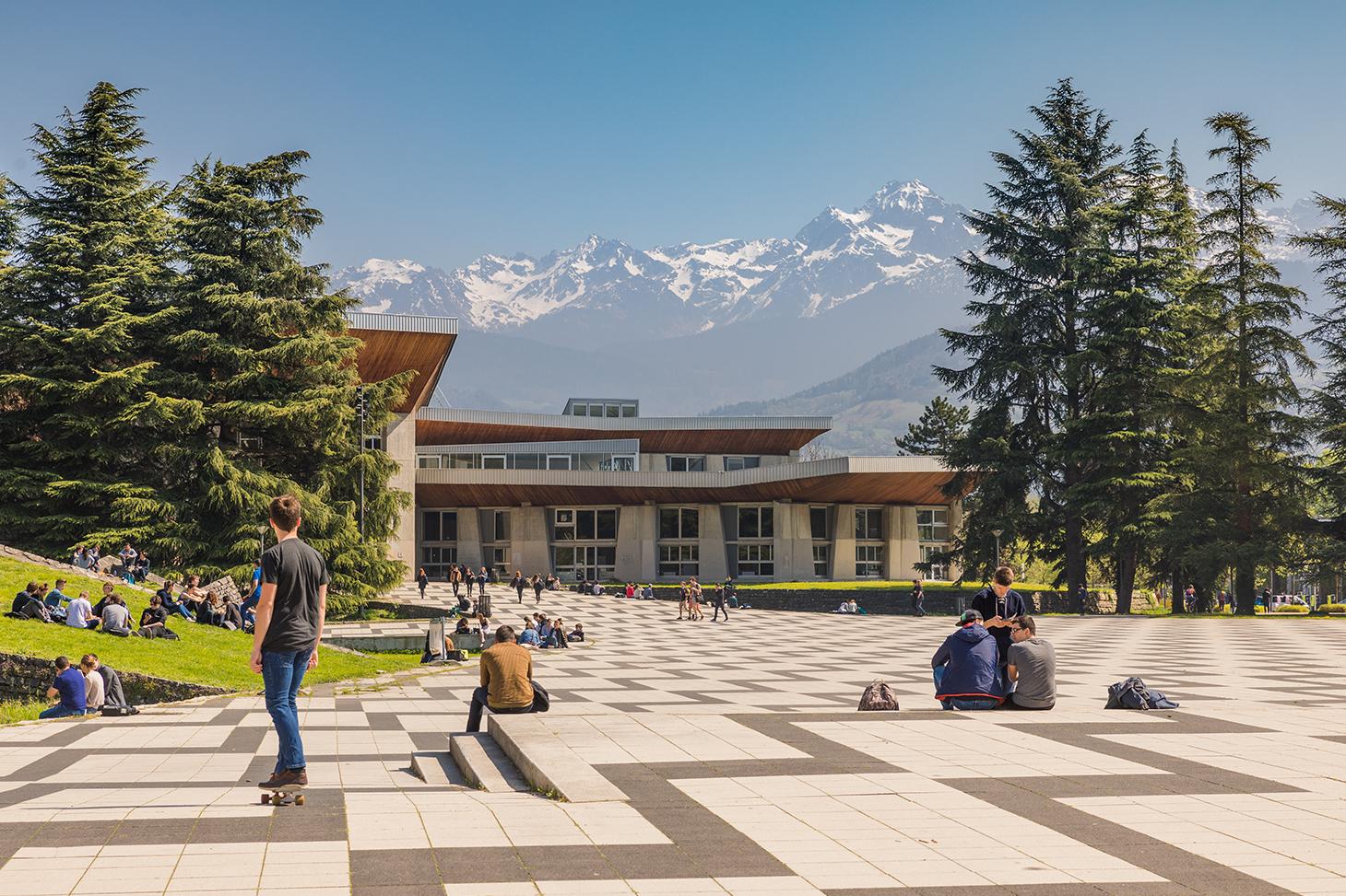 Campus universitaire de Grenoble