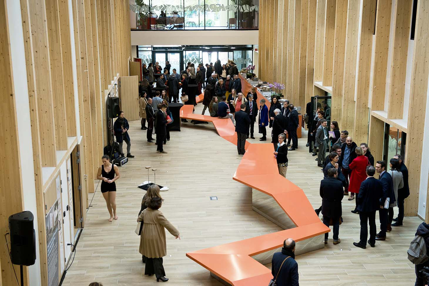Inauguration IFPS - © photo Thierry Morturier