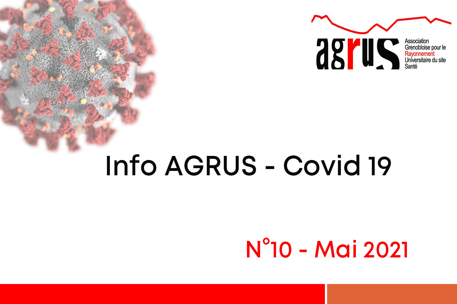 Info covid 19 - AGRUS